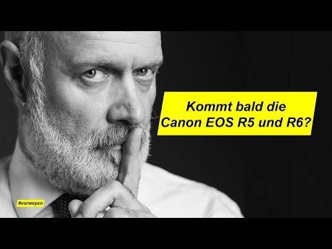Gerüchteküche brodelt – Canon EOS R5 und R6…welche Spezifikationen wir erwarten dürfen.