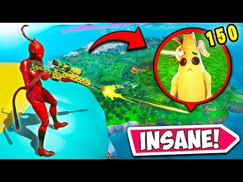 MOST *INSANE* SNIPER SHOTS EVER!! – Funny Fortnite Throwbacks! #3
