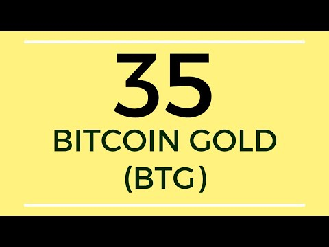 Bitcoin Gold Is Halfway There 🌗 | BTG Price Prediction (30 Jan 2020)