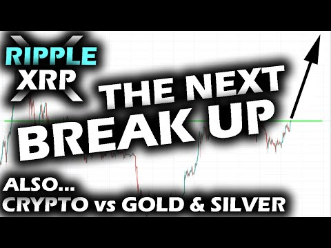 BREAKOUTS GALORE! Moving Averages MELTED Review RIPPLE XRP PRICE CHART and Crypto vs GOLD AND SILVER