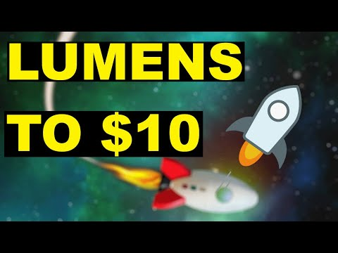 Stellar Lumens Moonship to 10$