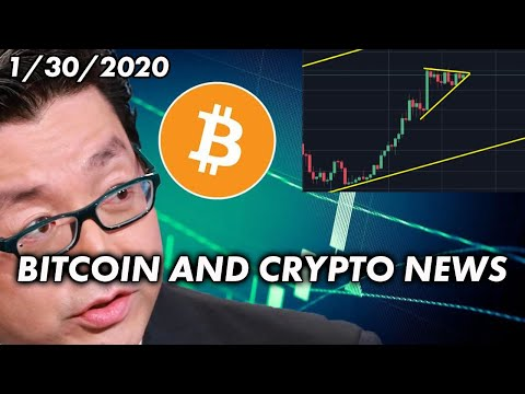 Bitcoin BREAKOUT Coming | Bitcoin & Cryptocurrency News 1/30/2020