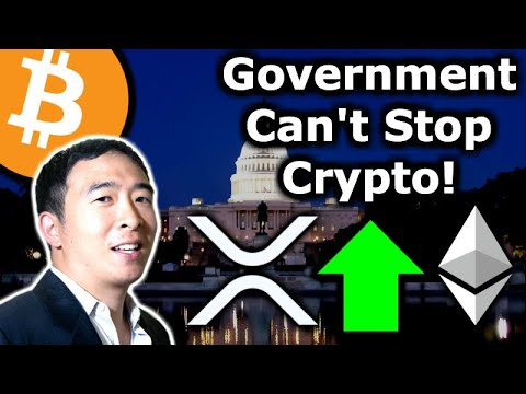 CRYPTO CAN'T BE STOPPED Says Andrew Yang – Congressman Talks Bitcoin, ETH & XRP – Bittrex $300M Insu