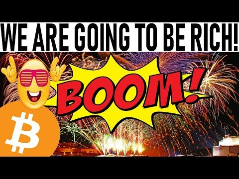 WE ARE GOING TO BE RICH: CRYPTO MONEY FLOW! – CONGRESS TALKS CRYPTO! – BITCOIN MONTHLY REVERSAL!