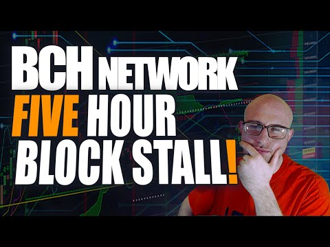 Bitcoin Cash Miner Network Stalls on Block #620026 for FIVE HOURS!
