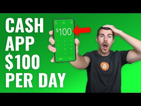 How to Make $100 Per Day with Cash App Bitcoin