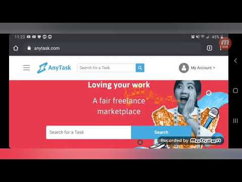 Electroneum ANYTASK.COM is LIVE NOW! This is a Huge Gamechanger!  Freelancing straight to the Moon!