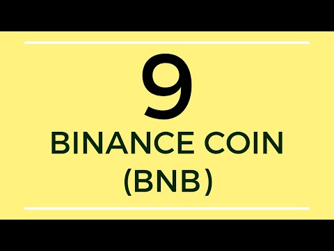 Binance Coin Whales, Is That A Mountain Range? 🤨 | BNB Price Prediction (27 Jan 2020)
