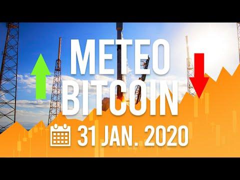 La Météo Bitcoin FR – 31/01 – Analyse Crypto Fanta