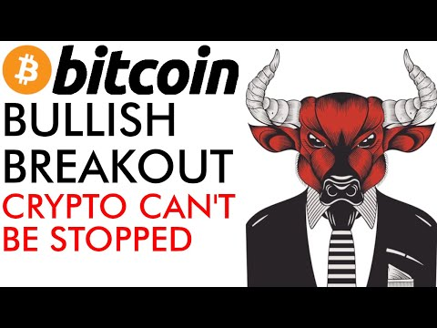 BITCOIN BULL BREAKOUT! Crypto Can't Be Stopped & Huge Ethereum News