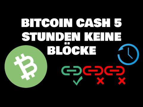Bitcoin Cash 5 Stunden keine Blöcke, BEST Token zerstört