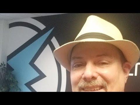 Electroneum Richard Ells Live At HQ. Hot Info