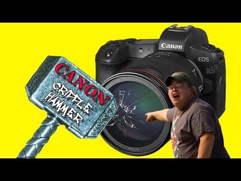 Canon EOS R5: Cripple Hammer's Revenge