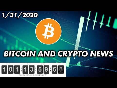 Bitcoin & Cryptocurrency News 1/31/2020