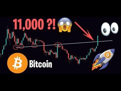 LE BULL RUN DU BITCOIN EST IMMINENT ?! DIRECTION $11,000 ?! – Analyse Crypto Ethereum Altcoin -31/01