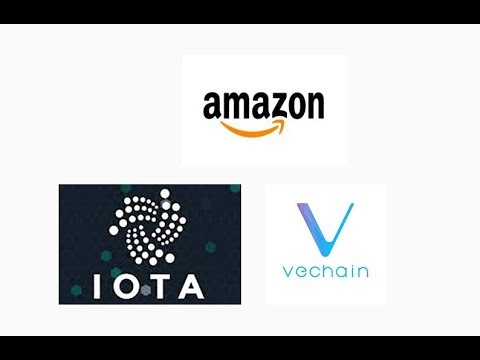 IOTA, Vechain(VET) may be adopted by AMAZON and Retailer due to new regulations