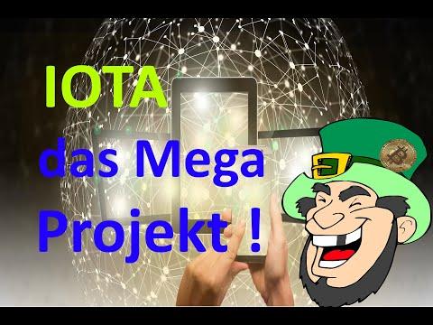 Iota ein MEGA Projekt! VW, Jaguar und DB alle machen mit!