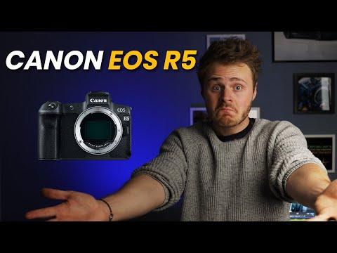 Canon EOS R5 – Meine Meinung und Gedanken 🧐