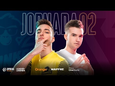 EMONKEYZ CLUB VS BCN SQUAD | Superliga Orange League of Legends |Jornada 2 | Temporada 2020