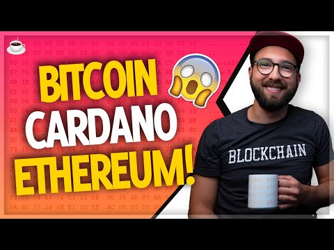 Bitcoin Price, Cardano, Ethereum 2.0, & more! (Crypto Over Coffee Ep.2)