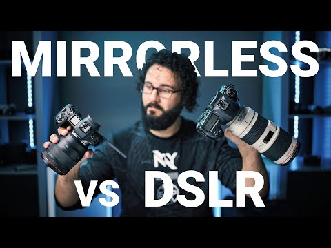 The 1DX Mark III Proves Mirrorless is the FUTURE | Bring on the EOS R5!