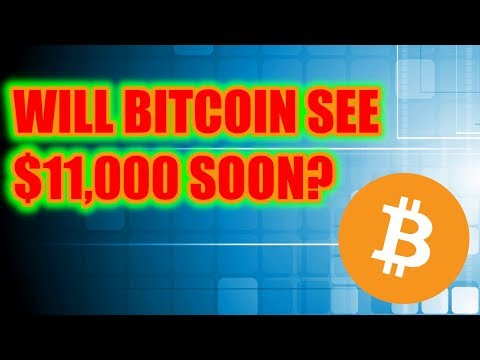 Will Bitcoin (BTC) See $11,000 Soon?! Crypto Technical Analysis