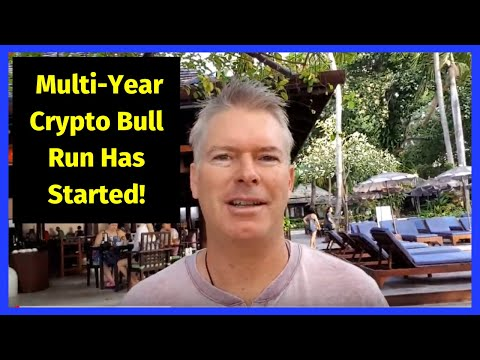 The Multi-Year Crypto Bull Run Has Started!