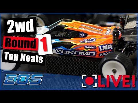 EOS 2020 R1 Daun – 2wd Top Heats Qualifying Round 1