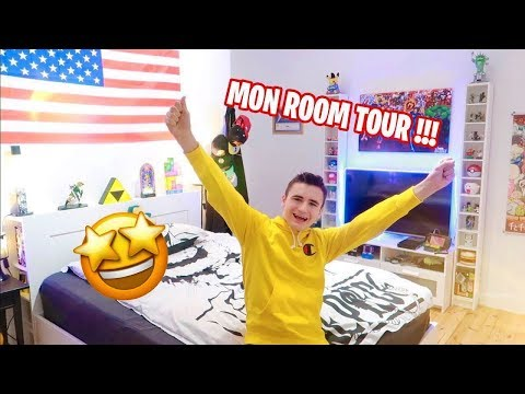 MA NOUVELLE CHAMBRE !!! 🤩- Room Tour – Néo The One