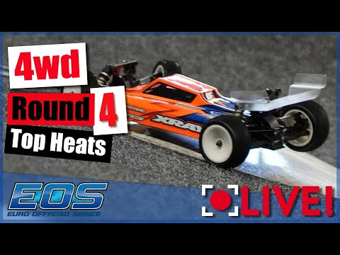 EOS 2020 Round 1 – 4wd Qualifying Round 4 Top Heat from Daun Germany