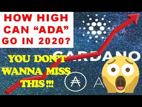 How High Can Cardano Go in 2020?
