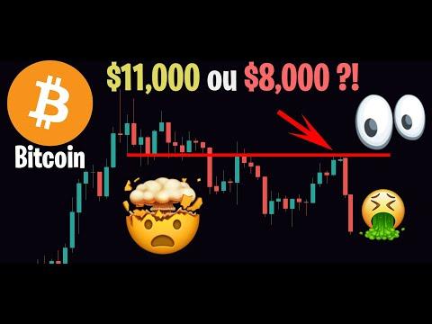 BITCOIN SUR SON ÉNORME RÉSISTANCE !! $11,000 OU $8,000 ?!! – Analyse Crypto Bitcoin Altcoin – 03/02
