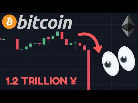 OMG!! CHINA STOCK MARKET CRASH!! | Bitcoin & Ethereum Technical Analysis