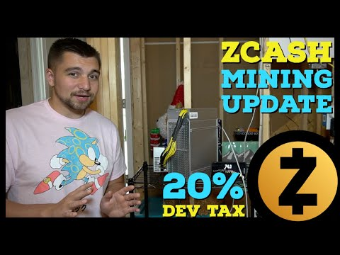 Zcash extends 20% tax Development Fund to ZEC, Zcash mining profitability update, ASICMiner.Co SCAM!