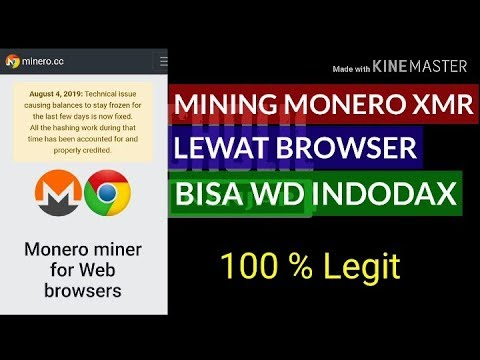Mining Monero Modal Android Gratis