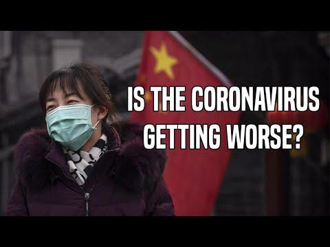 Crypto Holds Gains | Is The Coronavirus Getting Worse?