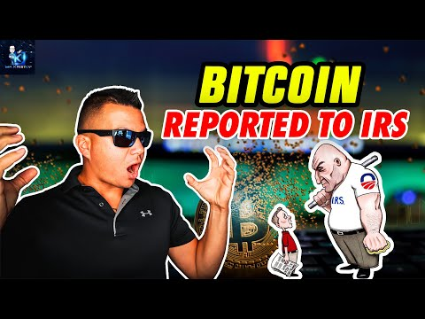 $200,000 of my Bitcoin transactions reported to IRS by crypto.com! MUST SEE VIDEO!