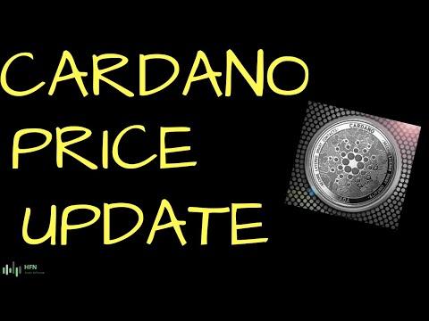 CARDANO (ADA) PRICE PREDICTION – THE UPDATE