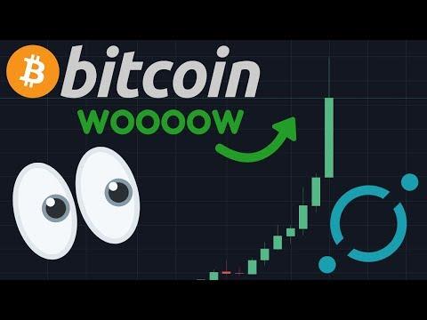 OMG!! PARABOLIC BREAKOUT! | ICON (ICX) 500% PUMP! Altcoin Boom? | 4,000 BTC DUMP!