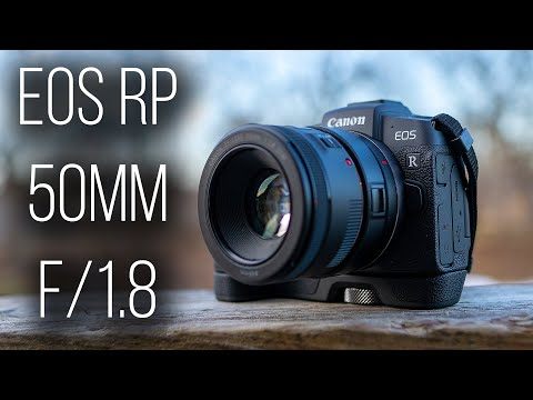Canon EOS RP + EF 50mm f/1.8 – The Perfect Setup! (With Video and Photo Examples)