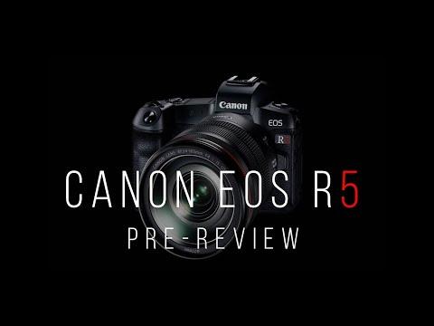 미러리스 카메라 시장을 바꿀 제품 등장? 캐논 EOS R5 스펙과 캐논 EOS R 단점 리뷰 I TAE 태영작가