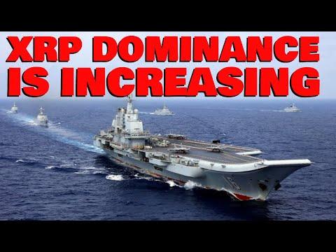 XRP Dominance IS INCREASING Ahead of NEXT BULL RUN