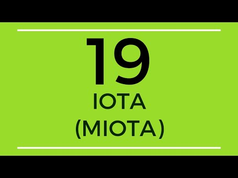 IOTA, Please Form A Continuation! I Wanna See 50¢ 🙏 | IOTA Technical Analysis (4 Feb 2020)