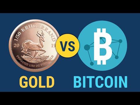 GOLD vs BITCOIN – Was ist die bessere Krisenwährung?