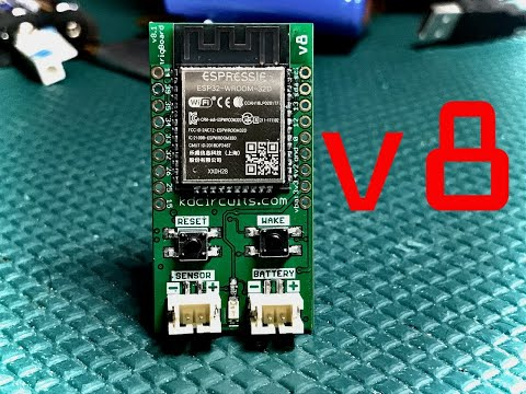 trigBoard v8 Sneak Peak – The Ultimate Low Power IoT platform – based on ESP32