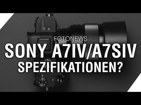 Sony A7IV & A7SIV Specs?? // Canon EOS R3?? | Milou PD FOTONEWS