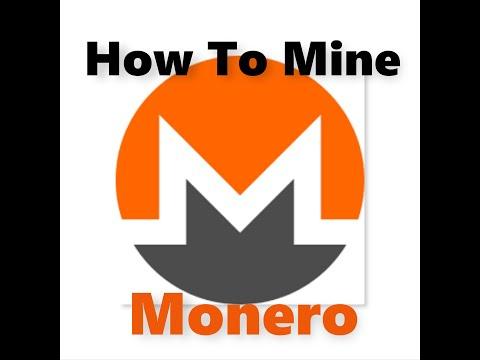 How To Mine Monero RandomX