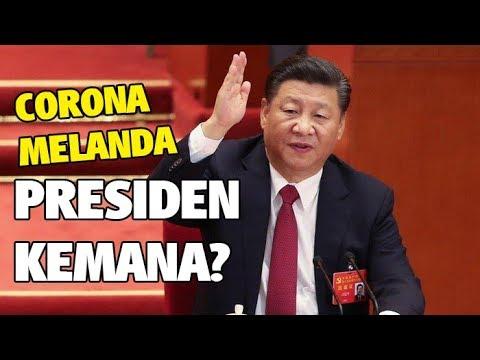 Tak Pernah Terlihat Saat Virus Corona Ada, Dimana Presiden Cina