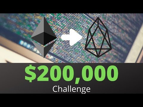 ETH Contracts on EOS – $200,000 Challenge