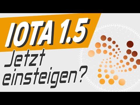 IOTA: Update = Mega-Fortschritt? (Coordicide, Chrysalis)